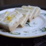 No-Bake Lemon Slice
