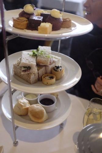 Winter Garden High Tea