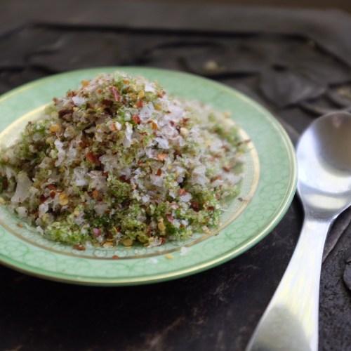 Lime and Chilli Salt