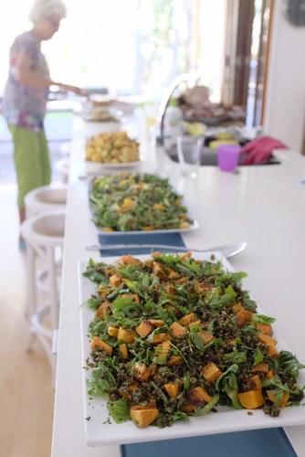 Two salads
