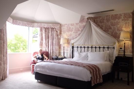 Our room at Lilianfels