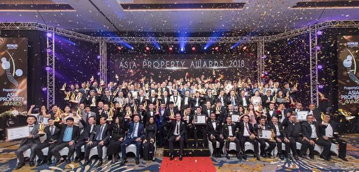 Thailand Hosts The Property Guru Asia Property Awards Grand Final Gala For The First Time
