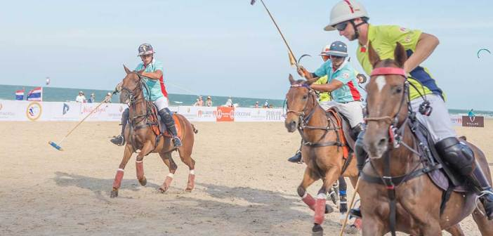 Beach Polo Returns For Its 10th Year