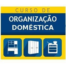 Curso Organização Doméstica