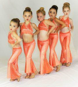 Move Custom Dance Costume