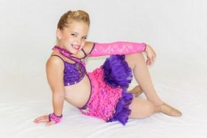 Your Girl Custom Jazz Dance Costume