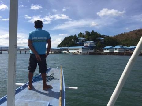Underwater Coron Resort philiphines