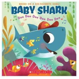 Baby Shark book kids book