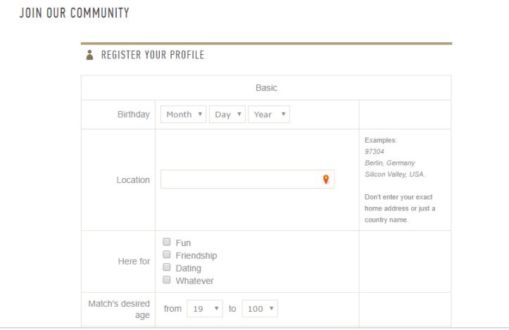 registering on special hearts