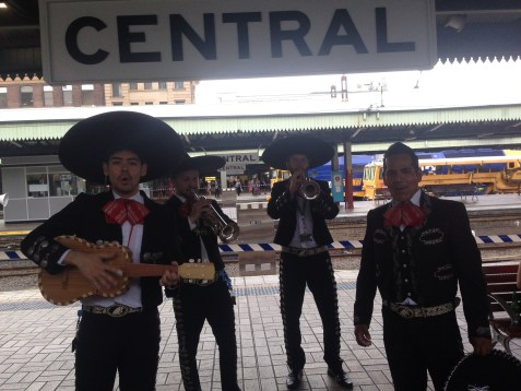 Mariachi band in Sydney