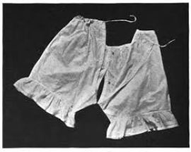 grannie panties for a date