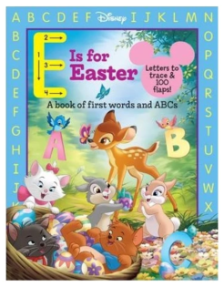 E is for Easter Disney kids book