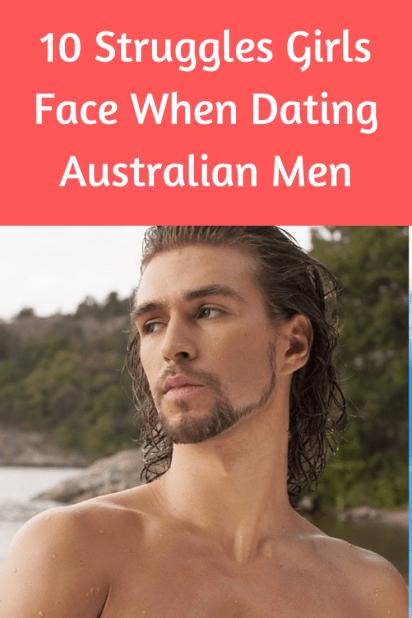 hot australian man