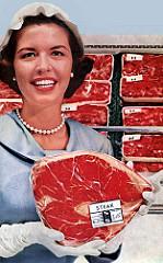 1950's woman