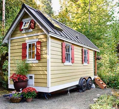 tiny house addiction