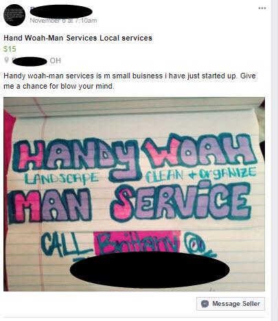 Handy Woman 2