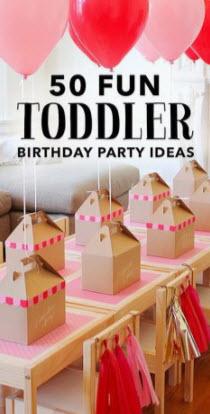 Toddler Birthday