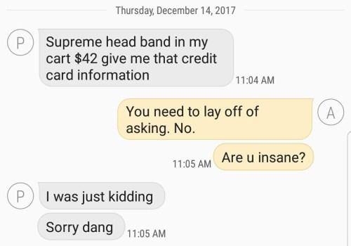 Parker's text