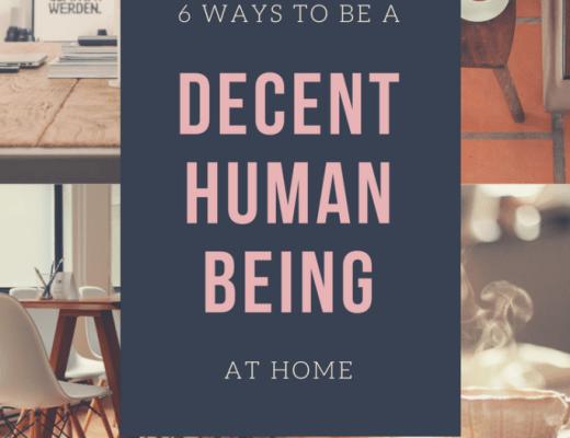 decent human being