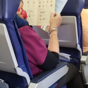 Plane disaster