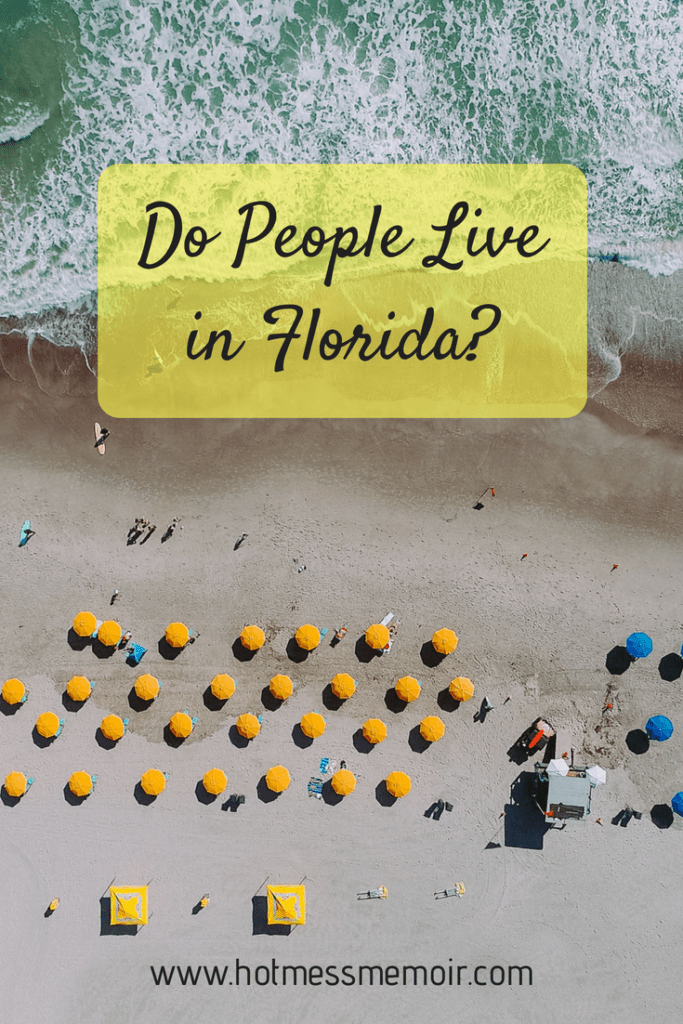 Do People Live in Florida?