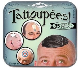 tattoupees