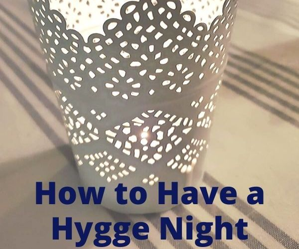 How to Have a Hygge Night
