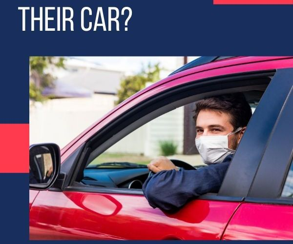 Why Do People Wear a Mask in Their Car?