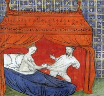 medieval romp