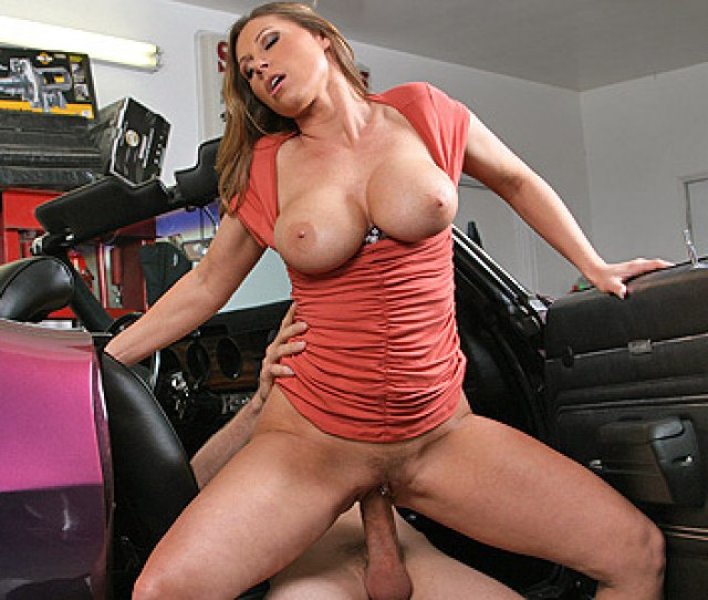 Mechanic Fucks Milf