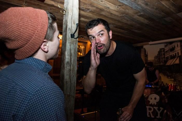 Seth Sentry. The Aussie BBQ - NYC