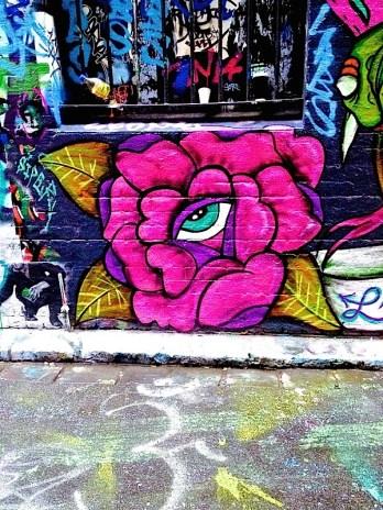 Melbourne street-art magic