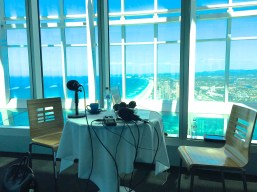 Podcast central - SkyPoint Observation Deck for Hot & Delicious: Rocks The Planet