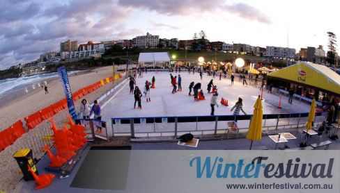 Winter Festival Bondi - Photo credit: EJ Mina Snaptography and Dan Wilkinson (Hot & Delicious Group).