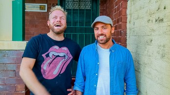 Radio show host, Sketch Comedy Artist & Podcaster, Sam Blacker joins Hot & Delicious: Rocks The Planet! in Bondi Beach.