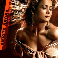 Amrita arora deep cleavage..hot