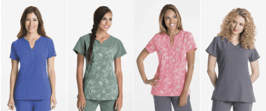 Grey's Anatomy Scrubs; Nursing Scrubs