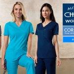 Cherokee Nursing Scrubs