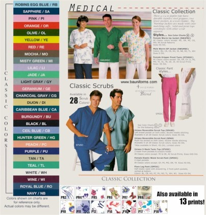 Wholesale Distributor of Medical Scrubs, nursing uniforms