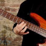 Töne auf dem Bass in der C-Dur Tonleiter – Bobbys Bass Teil 8