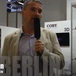 Coby 5″ Dual-Sim Smartphone und Quadcore Tablet – IFA 2012