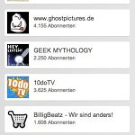 hoTodi.tv als Partner auf dem Giga YouTube Channel