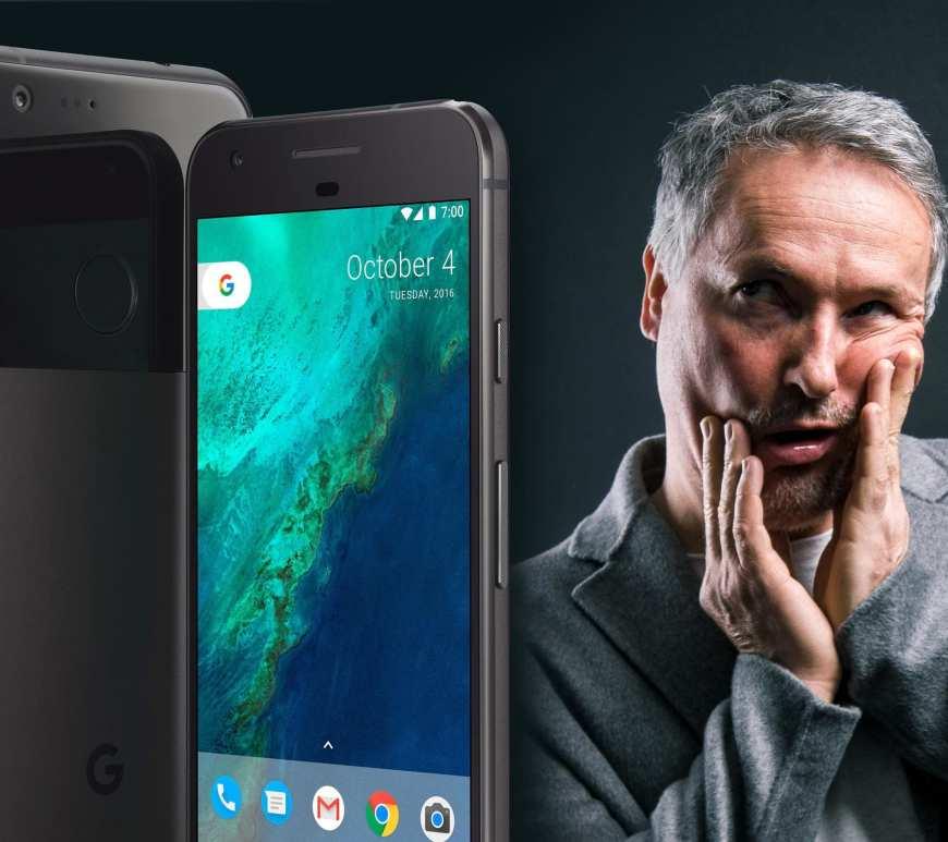Fazit zum Google Pixel XL
