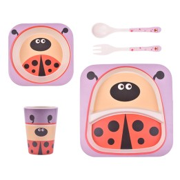 Children's Dining Set (Bug)