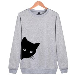 cat sweater women's