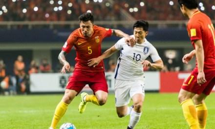 Futebol China | Apuramento Mundial 2018 | 6ª e 7ª Jornada