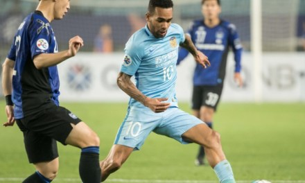 Futebol China | Asian Champions League 2017 | 4ª Jornada