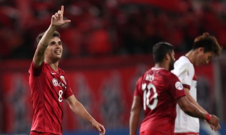 Futebol China   Asian Champions League 2017   5ª Jornada