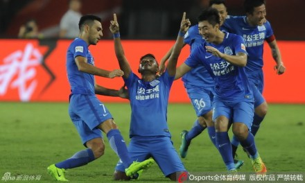 Futebol China | Superliga da China 2017 | 4ª Jornada