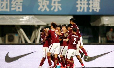Futebol China   Superliga da China 2017   13ª Jornada